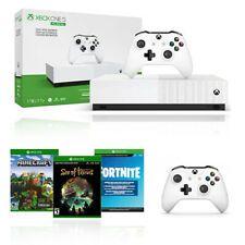 Xbox One S All Digital Edition V2 Console Bundle W Fortnite Exclusive Xbox Wi Xbox In 2020