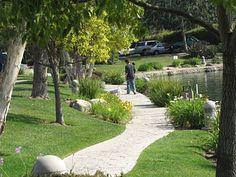 city of Yorba Linda, CA trails map