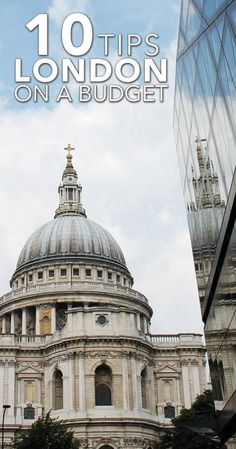 #BudgetTravel Best Tips to do #London on a Budget ✈