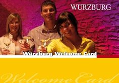 Würzburg Welcome Card; good for one week