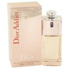 Dior Addict Shine by Christian Dior Eau De Toilette Spray 1.7 oz