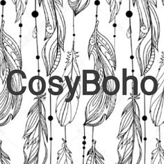Really love what CosyBoho is doing on Etsy.