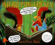愛打岔的小雞 Interrupting Chicken David Ezra Stein 宋珮 三之三