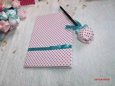Caderno* lápis
