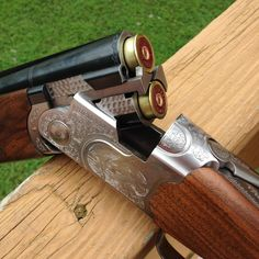 Beretta Silver Pigeon III, how sweet it is! Skeet Shooting, Trap Shooting, Game Shooting, Beretta Shotgun, Clay Pigeon Shooting, Sporting Clays, Hunting Rifles, Hunting Gear, Military Guns