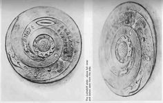 'The Lolladoff plate' is a 12,000 year old stone dish found in Nepal. It seems that Egypt is not the only place that has been visited by Aliens in ancient times.