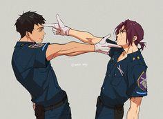 Free! / Rin x Sosuke