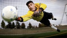 Football Tips: Goalkeeper Training