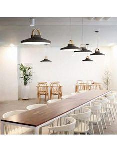Forest Series-LED Pendant Light Pendant Lighting, Pendant Lamps, Modern Colors, Modern Chandelier, Light Art, Wooden Handles, Bulb, House Design, Ceiling Lights