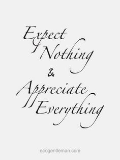Finding the Bits of Me: Appreciate Everything