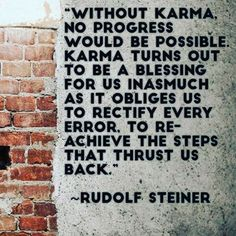 Instagram True Indeed, Steiner Waldorf, Babylon The Great, Numerology Numbers, Quirky Quotes, Rudolf Steiner, Karma Quotes, Quantum Physics, Human Condition