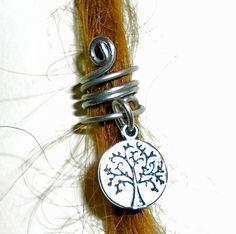 tree of life  dreadlock bead. :: #dreadstop