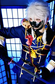 [ときあ] 刀剣乱舞: 鳴狐 - コスプレCure