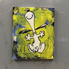 The Happy Dance  #snoopy #peanuts
