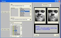 blog python face recognition with