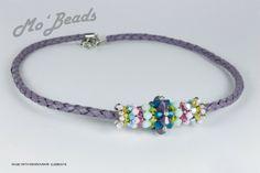 """Kette """"Pastell Wonder""""  von Mo'Beads auf DaWanda.com"""