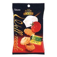 ミニハーベスト ウェルメイド <4種のチーズ&トマト> - 食@新製品 - 『新製品』から食の今と明日を見る!