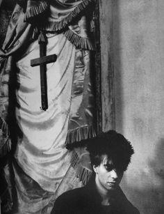 Ian McCullough (Echo & The Bunnymen) by Anton Corbijn