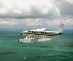 Cessna 208 Caravan Amphibian. After all...it does have my name on it!!