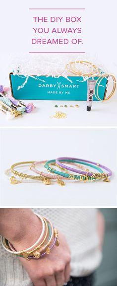 Darby Girl: Bi-Monthly DIY Craft Kit for Girls