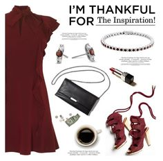 """""""I'm Thankful for..."""" by blossom-jewels ❤ liked on Polyvore featuring Derek Lam, contestentry, imthankfulfor and Blossomjewels"""