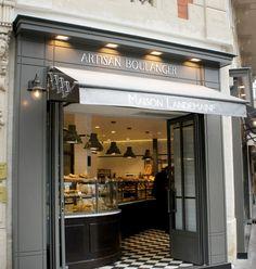 Agencement boulangerie Landemaine
