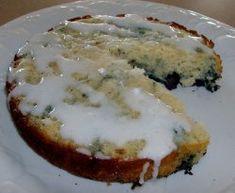 Crockpot Blueberry Pancakes With Lemon Glaze (Making this tomorrow for breakfast!!!)