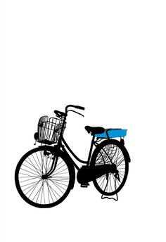 Tricycle, Back In The Day, Old School, The Past, Gallery, Vehicles, Draw, Illustrations, Black And White