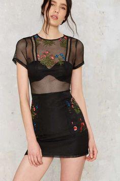 Capri Knit Dress