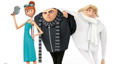 """How to WATCH or DOWNLOAD Despicable Me 3 (2017) ♥ FULL MOVIE ♥ HD quality: [1.] Click """"Visit"""" or click the image above, you'll be re-directed to your full movie link [2.] Create account (free) [3.] Enjoy!"""