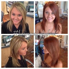 Andrea Miller Hair Before And After San Diego Color Specialist