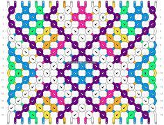 Normal pattern #52523 | BraceletBook