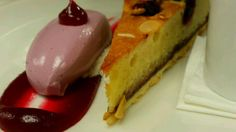 Cherry bakewell @ashornehill #ashornehill