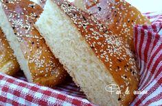 Khobz dar à la farine