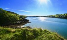 The truly stunning Gweebarra river in county Donegal Ireland. This magical spot is just beside the Gweebarra bridge lookout point. Ireland Landscape, Donegal, Landscape Photos, Bridge, Landscapes, River, Outdoor, Paisajes, Outdoors