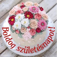 Boldog Születésnapot! - Megaport Media Happy Birthday Quotes, Birthday Wishes, Girl Birthday, Birthday Cake, Happy Brithday, Share Pictures, Animated Gifs, Name Day, Happy B Day