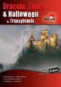 Dracula Tours and Halloween. Travel to Romania.
