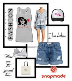 """""""Snapmade5"""" by imsirovic-813 ❤ liked on Polyvore featuring Billabong, Current/Elliott and Converse"""