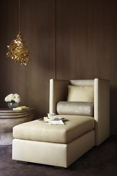The Contemporary Hotel Bel Air in Los Angeles La Prairie Spa, Relaxation Room Spa Luxe, Luxury Spa, Luxury Hotels, Spa Interior, Interior Design, Hotel Boutique, Spa Treatment Room, Hotel Bel Air, Relaxation Room