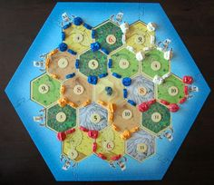 Everything I Know About Finance I Learned from 'Catan' (in 6 easy lessons) Money http://time.com/money/4273545/catan-financial-lessons/