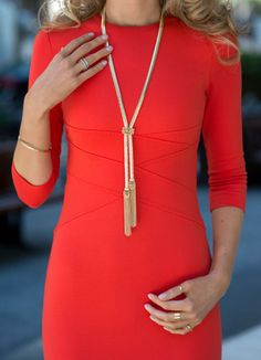 Coral Tommy Hilfiger http://www.theclassycubicle.com/2014/06/coral.html
