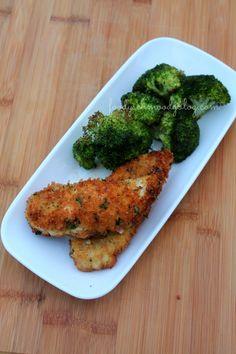 Herbed Chicken Tenders #recipe #chicken #kidfriendly