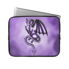 Choose from a variety of Dragon laptop sleeves or make your own! Shop now for custom laptop sleeves & more! Custom Laptop, Laptop Sleeves, Ipad, Dragon, Bags, Shopping, Handbags, Notebook Covers, Taschen