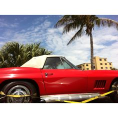 '67 Convertible almost road ready