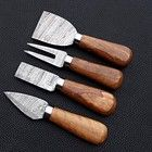 Kitchen Ware, Kitchen Sets, Kitchen Knives, Chef Knives, Steak Knives, Low Carbon, High Carbon Steel, Cheese Knife Set, Damascus Blade