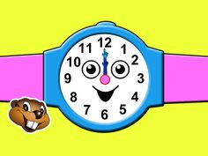"""""""What Time Is It?"""" - Telling the Time Song for Children, What's the Time? Kids English Nursery Songs"""