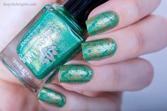 Emily de Molly Enchanted Isle + stamping