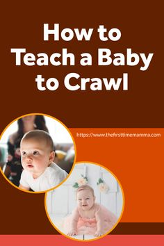 Is it time for your baby to crawl but they are not crawling? Here are tips and tricks to teach a baby to crawl. Preparing For Marriage, Preparing For Baby, Baby Preparation, Good Motivation, Baby Care Tips, Baby Safe, First Time Moms, Breastfeeding Tips, Baby Needs