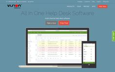 Vision Helpdesk offers Best Customer Support Software tools for every size business. It offers Help Desk, Satellite Desk and Service Desk. Help Desk, Customer Support, Software, App, Tools, Business, Instruments, Customer Service, Apps