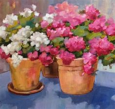 """Daily Paintworks - """"Every Little Thing"""" - Original Fine Art for Sale - © Libby Anderson"""